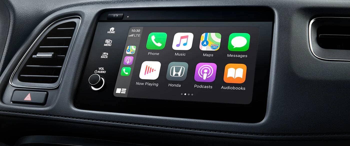 2020 Honda HR-V Apple Carplay