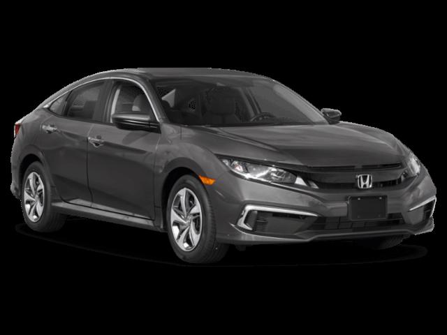 2020 Honda Civic front view comparison thumbnail