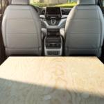 2020 Honda Odyssey interior cargo space dimensions