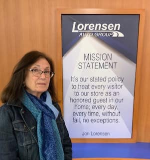 Lorene Nadolmy