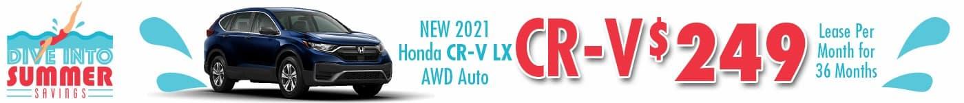 HOW CRV June 21 INV