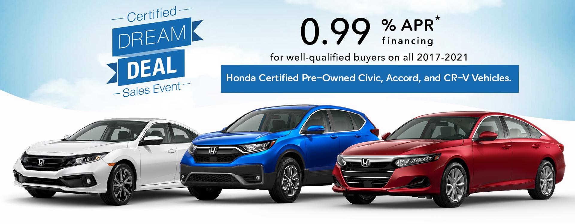 Honda Certif Sept 2021 Banner