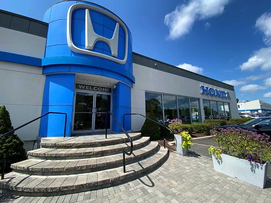 Honda Watertown Front Dealership Image
