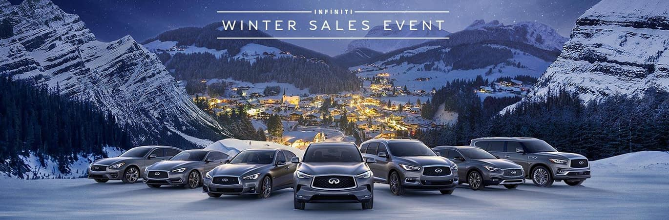 INFINITI of Baton Rouge Winter Event