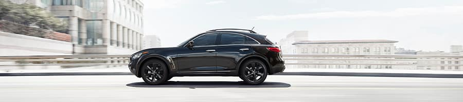 qx70 certified pre owned