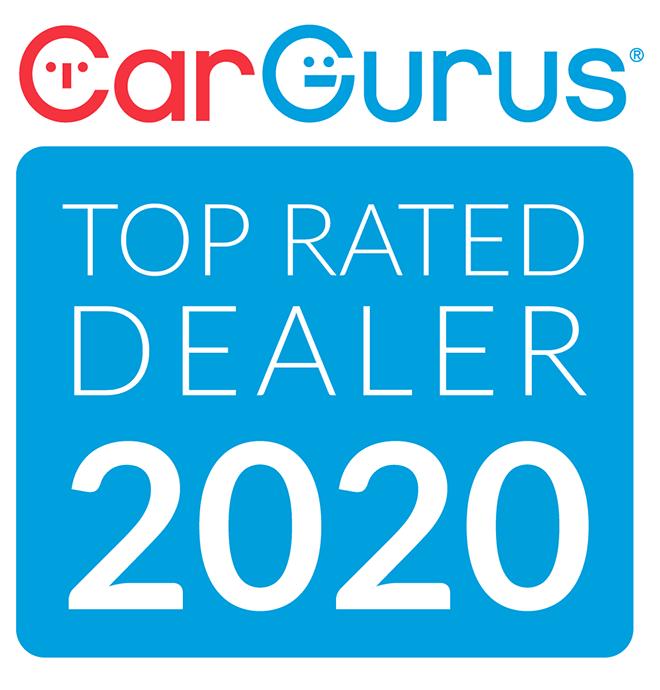 2020 CarGurus Top Rated Dealer