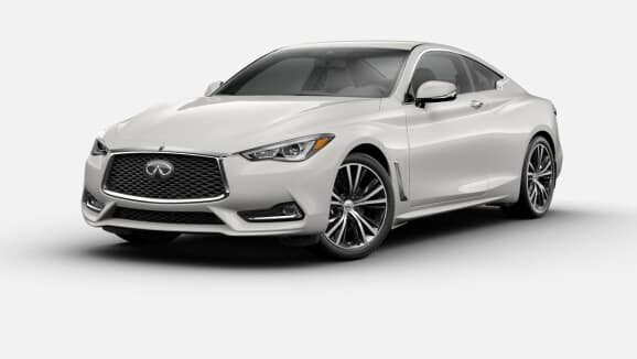 2021 INFINITI Q60 LUXE Lease Special