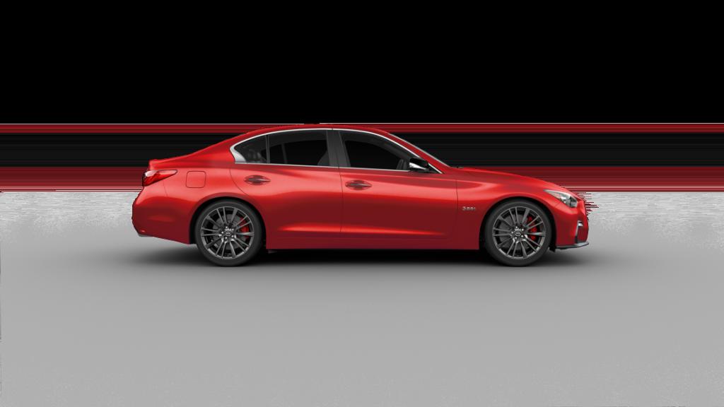 New 2018 INFINITI Q50 3.0t RWD 4D Sedan