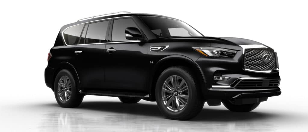 2019 INFINITI QX80 LUXE RWD Lease Special