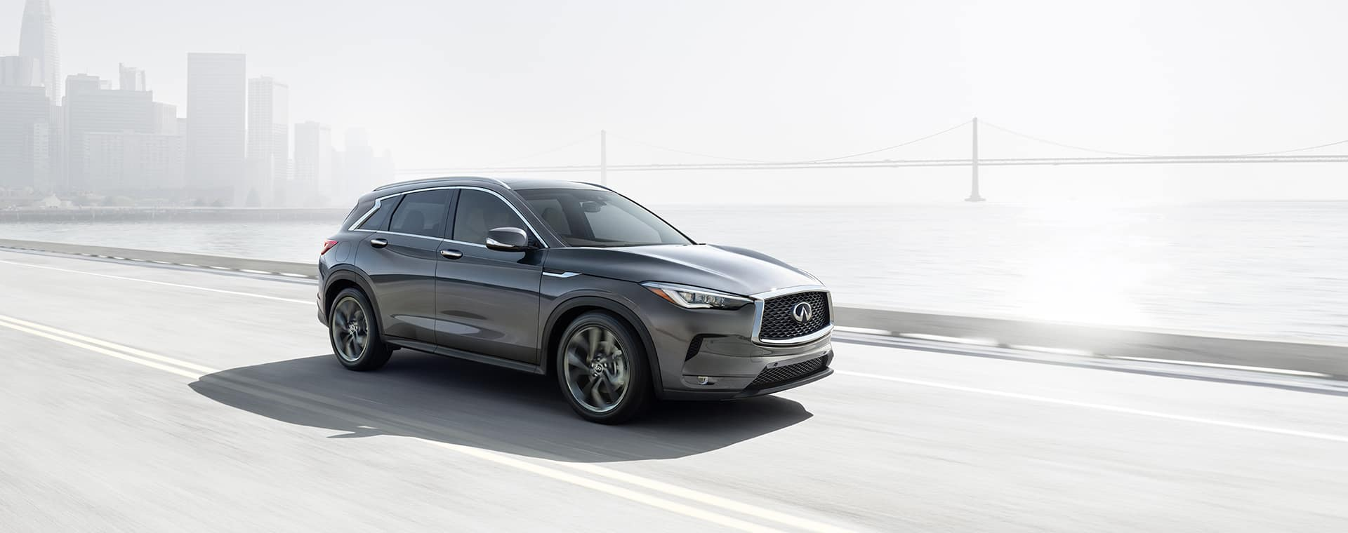 2019 QX50 Luxury