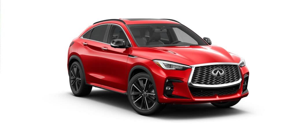 2022 INFINITI QX55 LUXE Lease Special