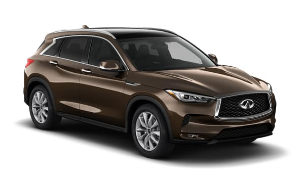 2019 QX50 LUXE AWD with HEATED SEATS PKG