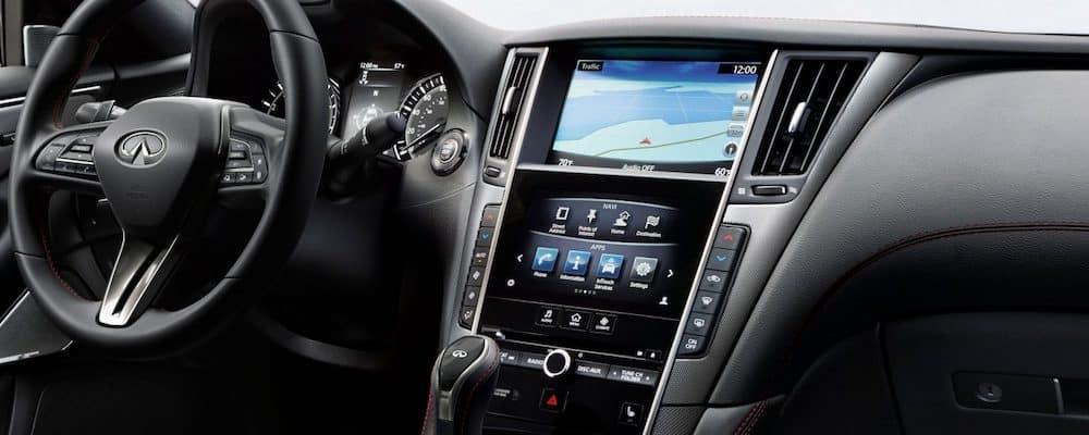 2019 q50 navigation system