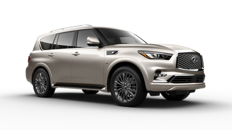 2019 QX80 LUXE 4WD with PROASSIST