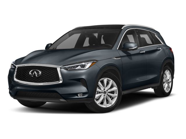 2019 qx50 side view