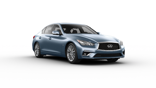 2019 Q50 3.0T LUXE V6 AWD with NAVIGATION