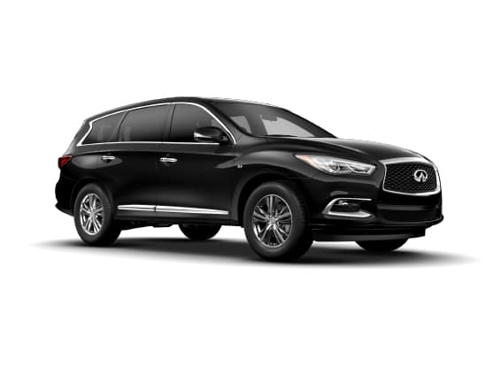 2020 QX60 PURE AWD with HEATED SEATS AND SUNROOF