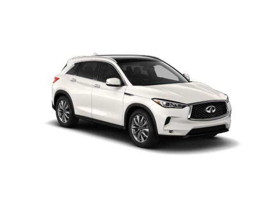 2021 QX50 LUXE FWD w/ PANORAMIC MOONROOF & ProPILOT ASSIST