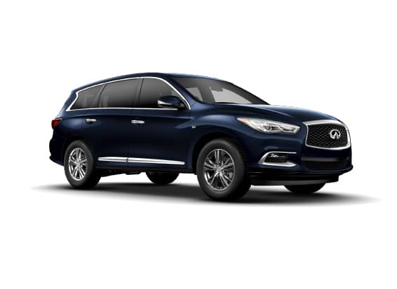2020 QX60 LUXE AWD with NAVIGATION