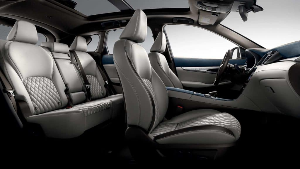 QX50allinterior