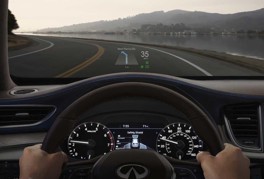 qx50Steeringwheel
