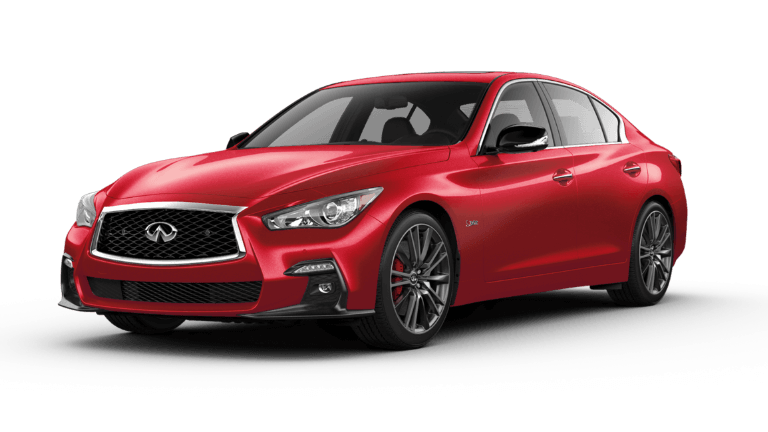 2020 INFINITI Q50 Red Sport 400 - Dynamic Sunstone Red