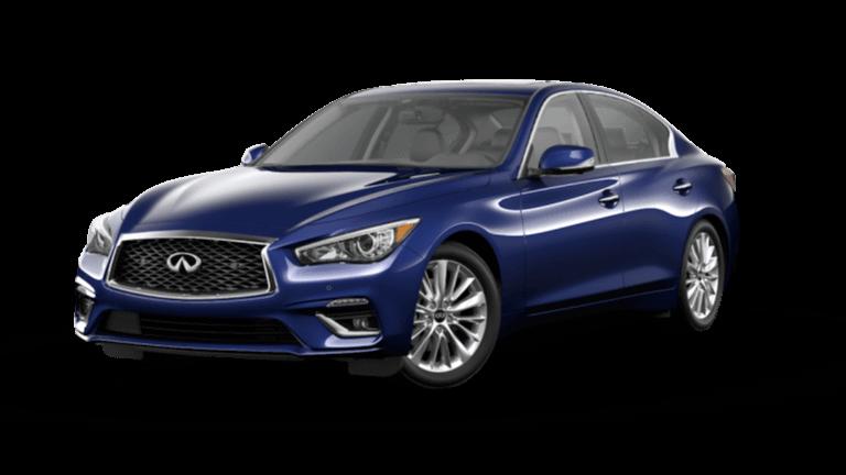 2021 INFINITI Q50 Luxe - Grand Blue