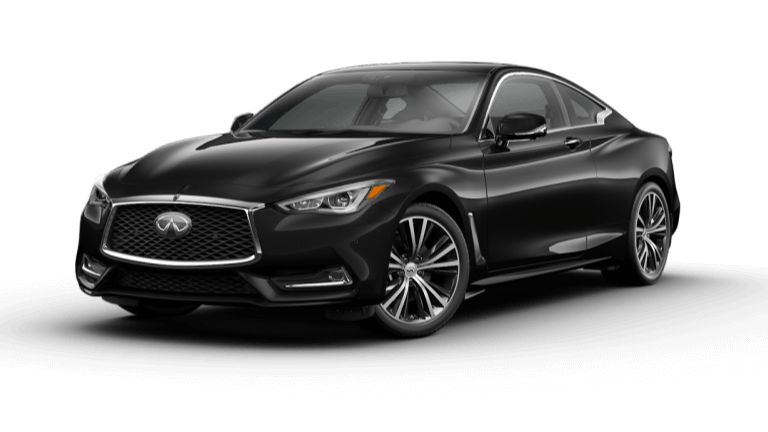 2021 INFINITI Q60 Luxe - Midnight Black