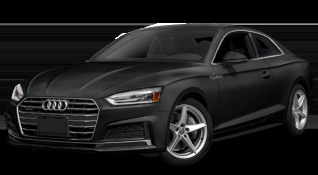 2018 Audi A5 Black