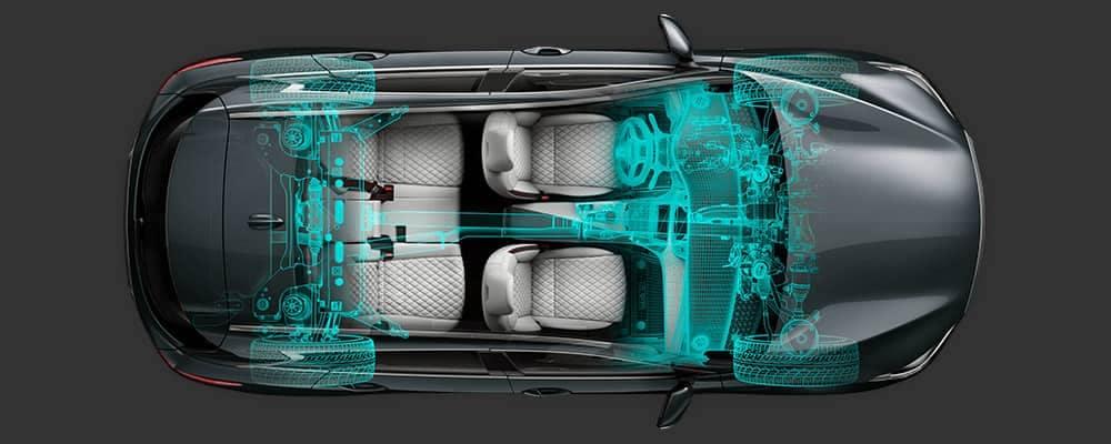 2019 INFINITI QX50 Driver Assistance Technologies