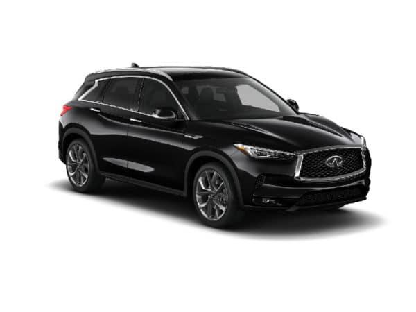 New 2019 INFINITI QX50 ESSENTIAL AWD AWD