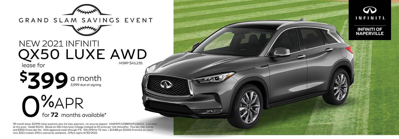 2021 INFINITI QX55 Lease or Finance Offer   INFINITI of Naperville