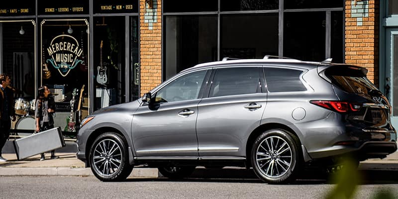 New INFINITI QX60 for Sale Tacoma WA