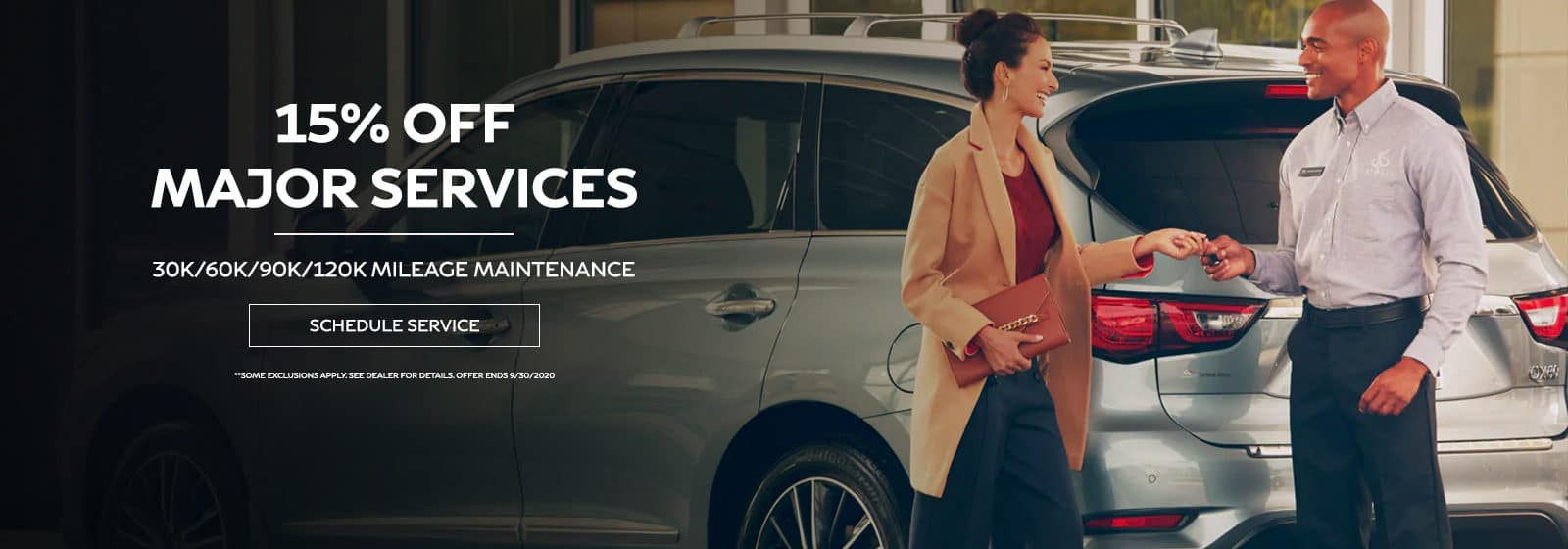 15% off Major Services