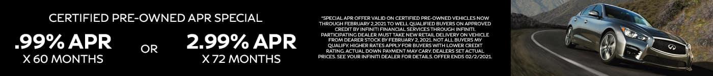 January CPO Special