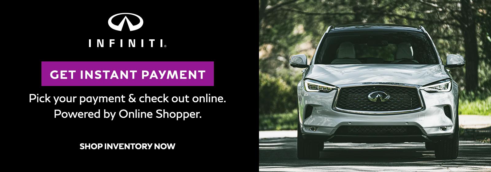 Pick Your Payment Online Shopper