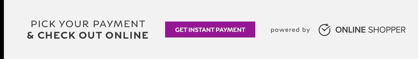 Get Instant Payment Online