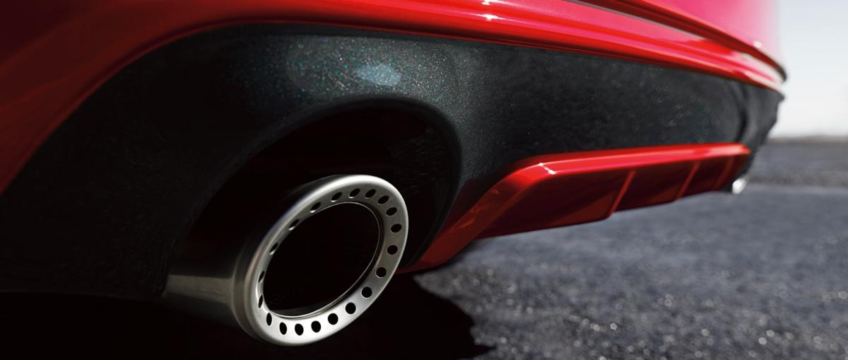 2020 INFINITI Q50 Exhaust