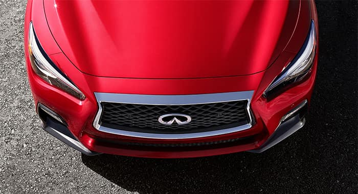 INFINITI Q50 Front End View