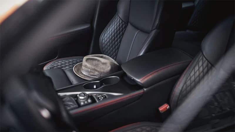 2021 INFINITI Q50 Interior Front Seating