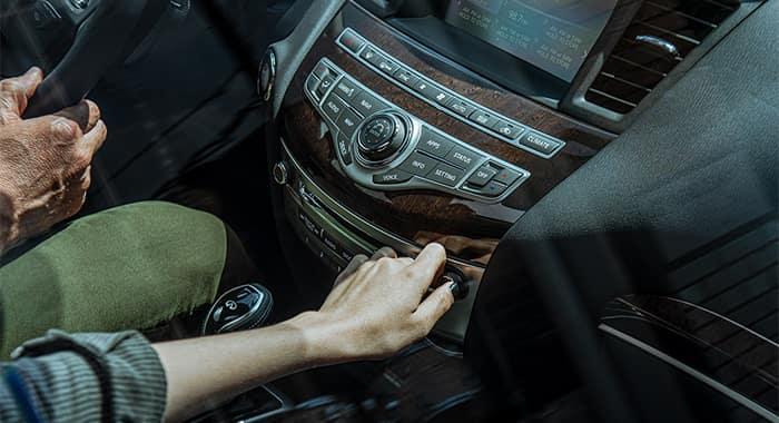 INFINITI QX60 Interior