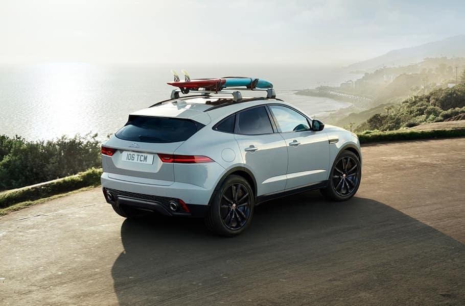 2019 Jaguar E PACE Exterior 02