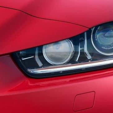 2019 Jaguar XE Exterior 03