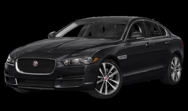 2019 jaguar xe black