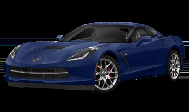 2019 chevrolet corvette stingray blue