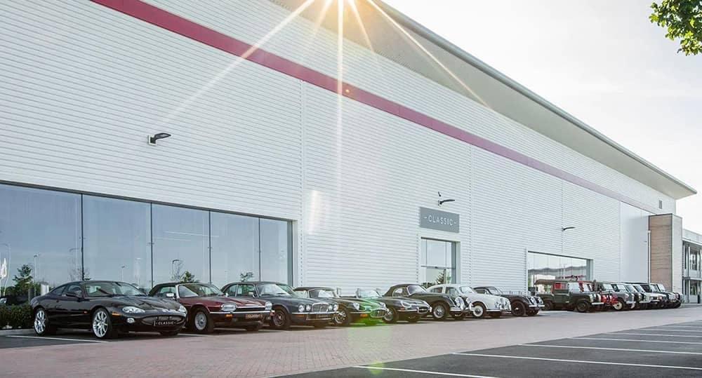 Jaguar Classic Works