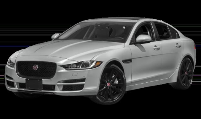 2019 jaguar xe silver exterior