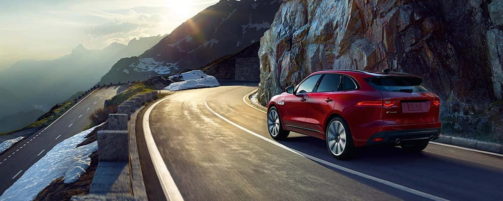 F-PACE towing