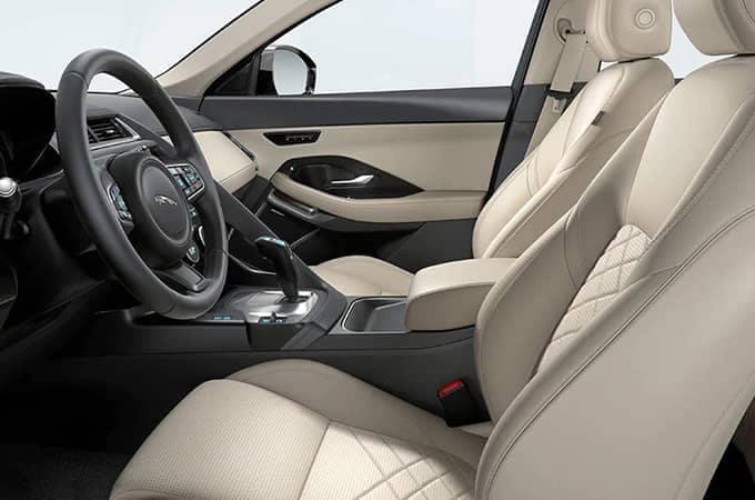 2020 Jaguar E-Pace Cabin