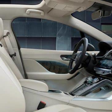 2020 Jaguar I-PACE Seating